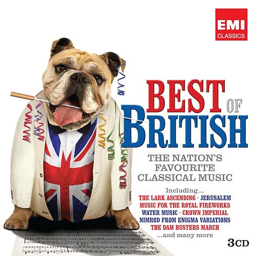 Play & Download The Best of British by Various Artists | Napster