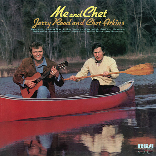 Me And Chet by Various Artists