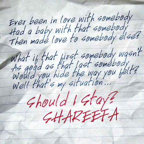 Play & Download Should I Stay? by Shareefa | Napster