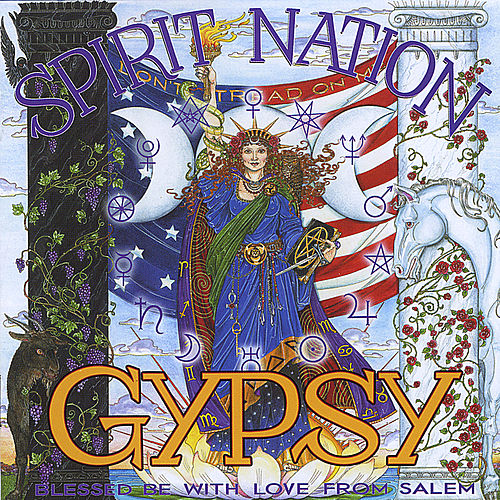 Spirit Nation by Gypsy & The Cat