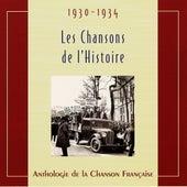Les chansons de l'Histoire 1930-1934 by Various Artists