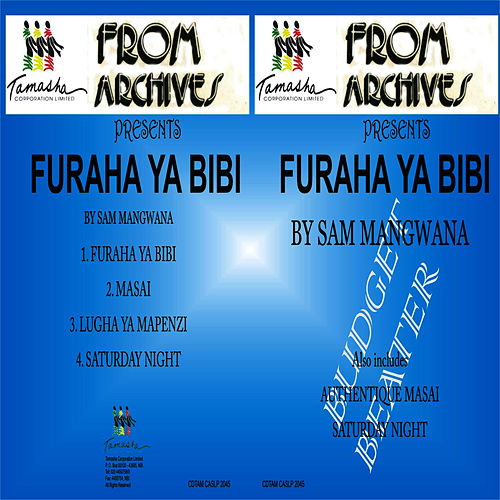 Play & Download Furaha Ya Bibi by Sam Mangwana | Napster