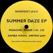 Summer Daze EP by Basement Jaxx