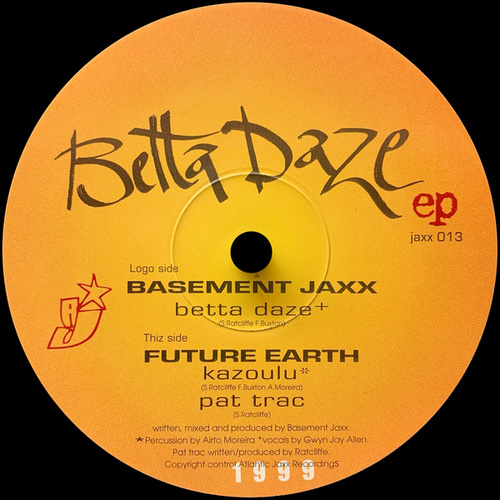 Betta Daze EP by Various Artists
