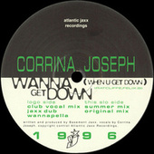 Wanna Get Down by Corrina Joseph