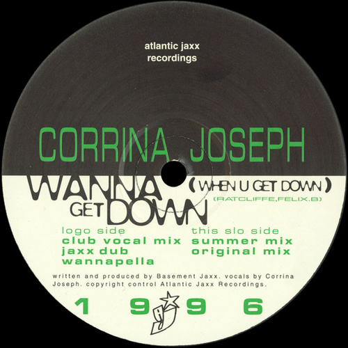 Play & Download Wanna Get Down by Corrina Joseph | Napster
