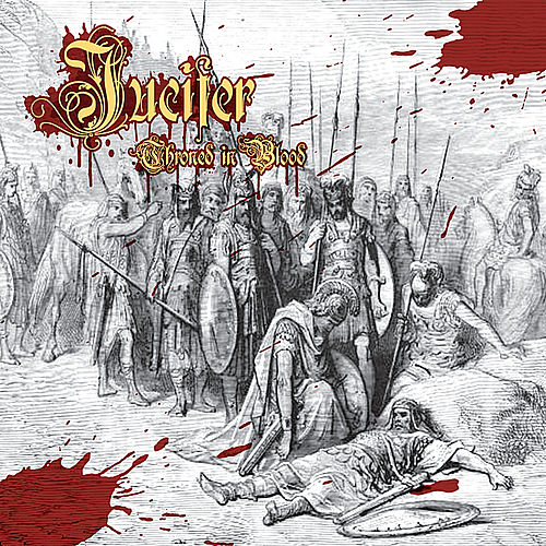 Play & Download Throned in Blood by Jucifer | Napster
