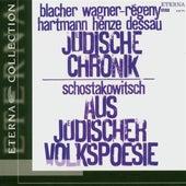Shostakovich: From Jewish Folk Poetry von Various Artists