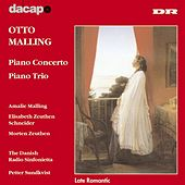 Play & Download Malling, O.: Piano Concerto by Various Artists | Napster