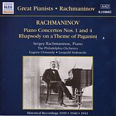 Play & Download Rachmaninov: Piano Concertos Nos. 1 and 4 (Rachmaninov) (1939-1941) by Various Artists | Napster