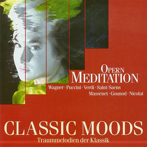 Classic Moods - Verdi, G. / Puccini, G. / Massenet, J. / Gounod, C.-F. / Bizet, G. / Saint-Saens / Wagner, R. / Offenbach, J. by Various Artists