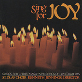 Play & Download Sing for Joy by The St. Olaf Choir | Napster