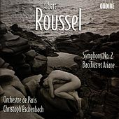 Roussel: Bacchus et Ariane Suites Nos. 1 and 2 / Symphony No. 2 by Christoph Eschenbach