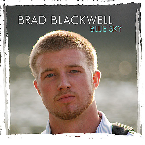 Play & Download Blue Sky by Brad Blackwell | Napster