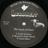 Play & Download Land of Lonzo by Legowelt | Napster