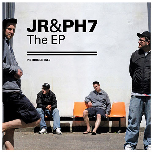 Play & Download The EP (Instrumentals) by JR & PH7 | Napster