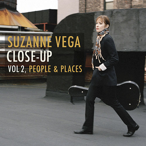 Close-Up Vol 2, People & Places by Suzanne Vega