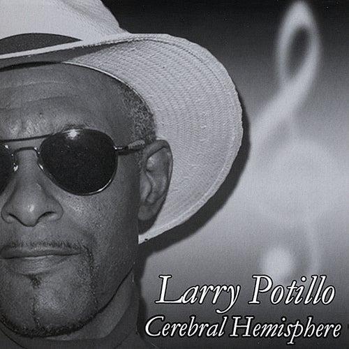 Cerebral Hemisphere by Larry Potillo