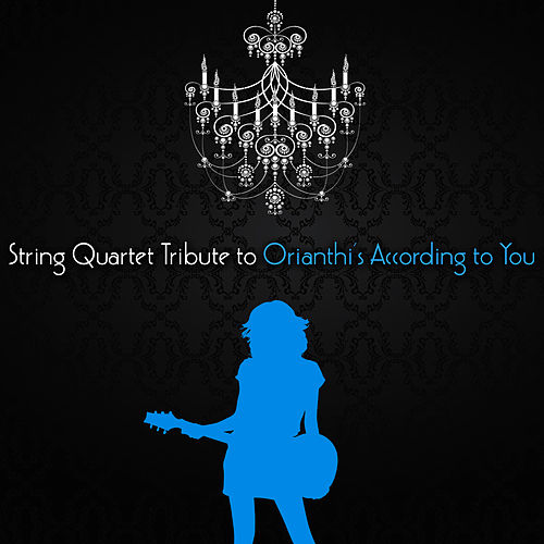 The String Quartet Tribute to Orianthi's