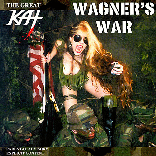 Play & Download Wagner's War by The Great Kat | Napster