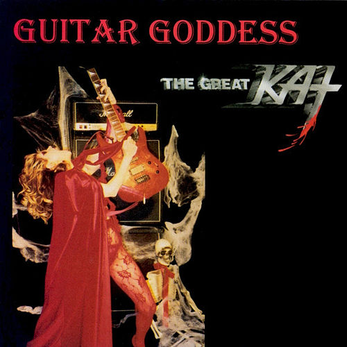 Guitar Goddess by The Great Kat