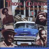Trova Cubana 1 by Various Artists