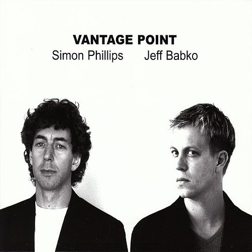 Play & Download Vantage Point by Simon Phillips | Napster