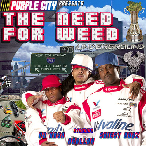 The Need For Weed by Various Artists