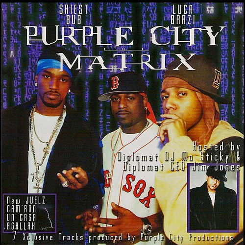Play & Download Purple City Matrix by Various Artists | Napster