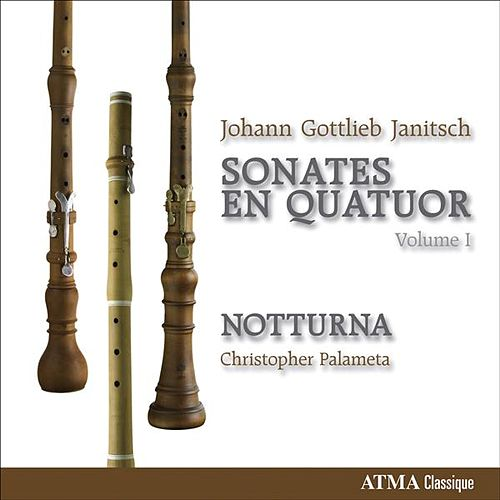 Play & Download Janitsch, J.G.: Sonata Da Camera, Vol. 1 by Christopher Palameta | Napster