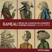 Play & Download Rameau: Pieces de clavecin en concerts by Masques | Napster