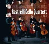 Rastrelli Cello Quartet, Vol. 1 by Rastrelli Cello Quartet