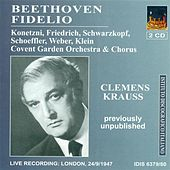 Play & Download Beethoven, L. Van: Fidelio [Opera] (1947) by Various Artists | Napster