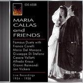 Play & Download Opera Arias: Callas, Maria - Spontini, G. / Bellini, V. / Verdi, G. / Donizetti, G. / Cherubini, L. (Maria Callas and Friends) (1954-1958) by Various Artists | Napster