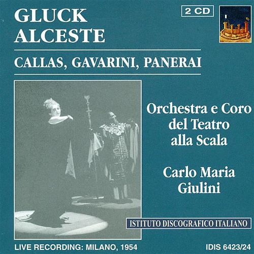Gluck, C.W.: Alceste [Opera] (1954) by Various Artists