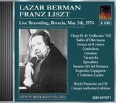 Play & Download Berman, Lazar: Piano Works by Franz Liszt by Lazar Berman | Napster