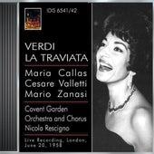 Play & Download Verdi, G.: Traviata (La) [Opera] (Callas) (1958) by Various Artists | Napster