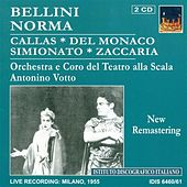 Play & Download Bellini, V.: Norma [Opera] (Callas) (1955) by Various Artists | Napster