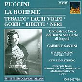 Puccini, G.: Boheme (La) [Opera] (1954) by Various Artists