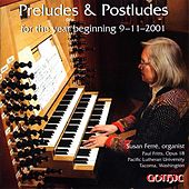 Play & Download Preludes & Postludes by Susan Ferre | Napster