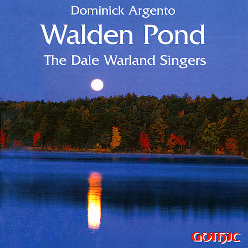 Walden Pond by Dale Warland