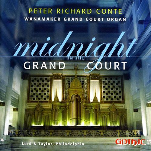 Midnight in the Grand Court by Peter Richard Conte