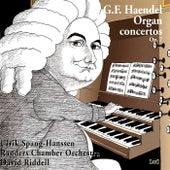 Handel: Organ Concertos, Op. 7 by Various Artists