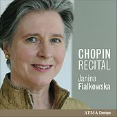 Play & Download Fialkowska, Janina: Chopin Recital by Janina Fialkowska | Napster