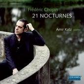 Play & Download Chopin: 21 Nocturnes by Amir Katz   Napster