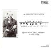Play & Download Minkus, L.: Don Quixote [Ballet] by Boris Spassov | Napster