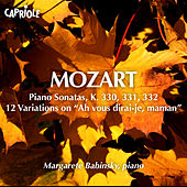 Mozart, W.A.: Piano Sonatas Nos. 10-12 / 12 Variations On Ah Vous Dirai-Je, Maman by Margarete Babinsky