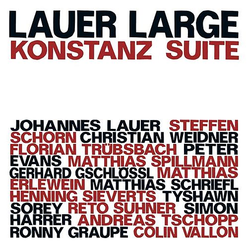 Lauer Large: Konstanz Suite by Various Artists