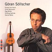 Koch / Neumann: Guitar Concertos / Wiren: Little Serenade / Hallnas: Partita Amabile / Bortz: Ballad by Various Artists