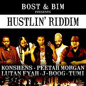 Play & Download Hustlin' Riddim by Various Artists | Napster
